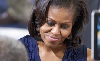 Called Out: Michelle Obama Confronts Gay-Rights Heckler at Fundraiser