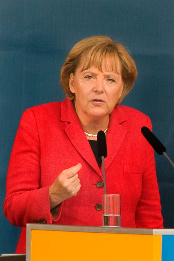 German Chancellor Gives-in to Conservatives on the Issue of Gay Rights