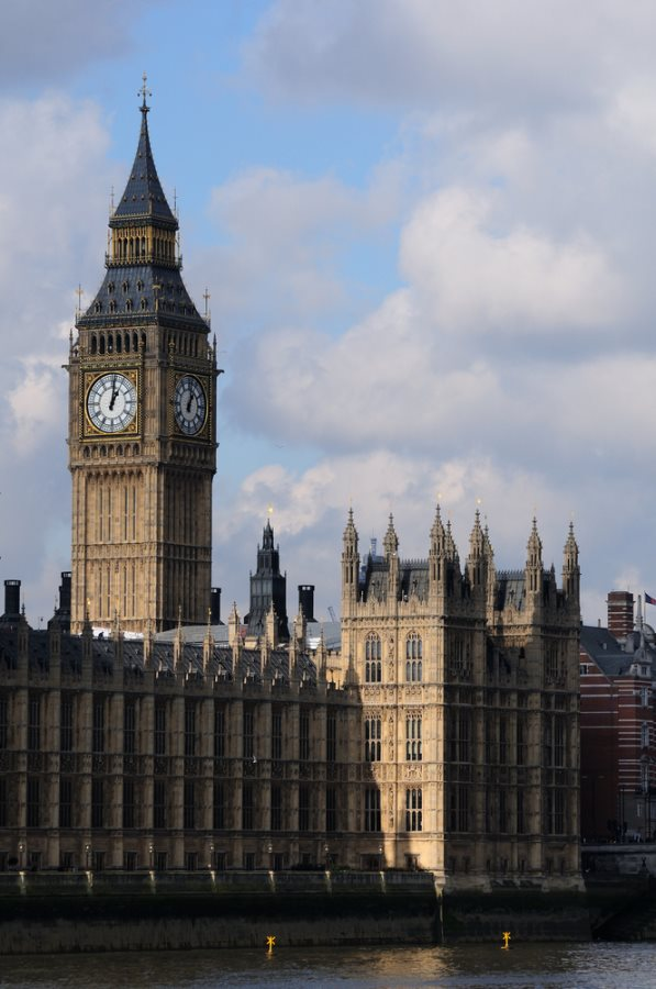 Gay Marriage Passes in the House of Commons