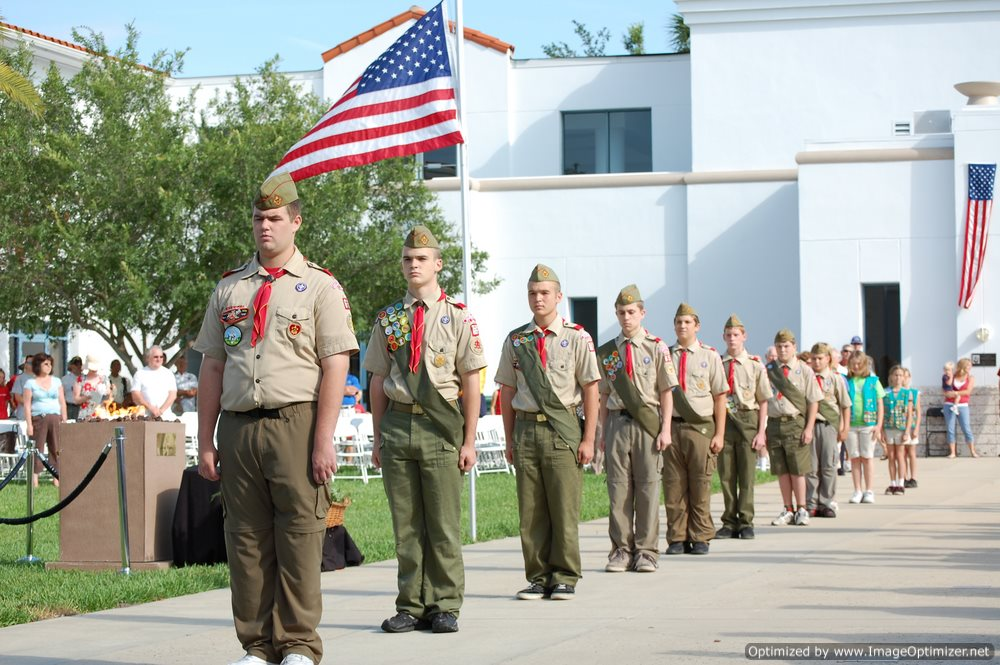 Boy Scouts of America Take Monumental Step